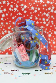 """Eine """"Geburtstag im Glas"""" Überraschung"""