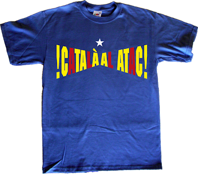 catalan catalonia diada nacional 11 septembre palindrome war t-shirt ephemeral-t-shirts