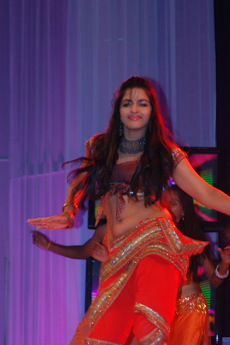 dhansika performance at big salute to women entertainers awards photo gallery