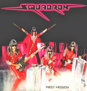 Squadron - First Mission (1982)