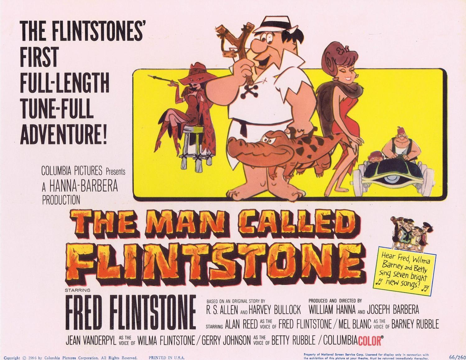 watch a man called flintstone online