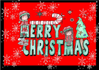Ava and Deacon Merry Christmas Sign