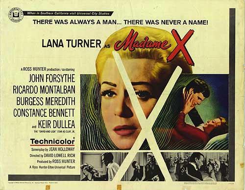 """Madame X"" (1966)"