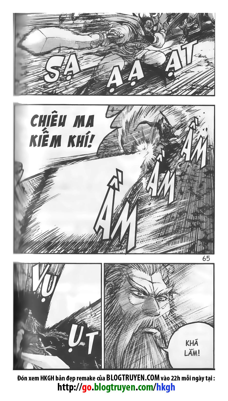 Hiệp Khách Giang Hồ chap 406 page 16 - IZTruyenTranh.com