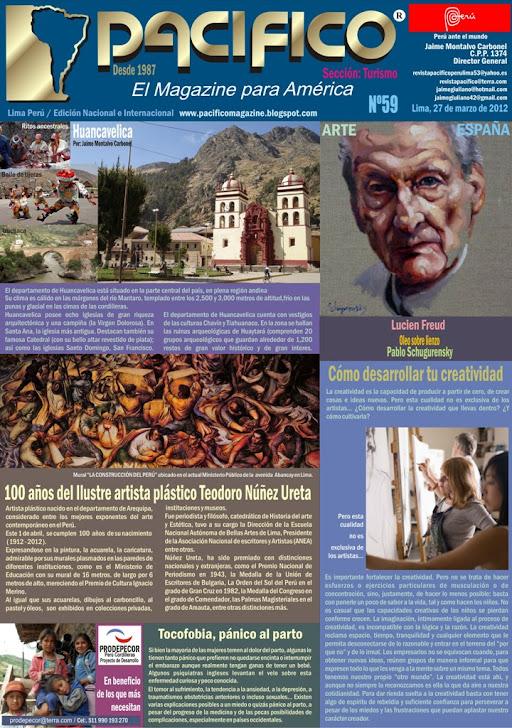 Revista Pacífico Nº59 Turismo