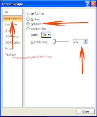Membuat Slide Loading pada Microsoft Power Point 2007