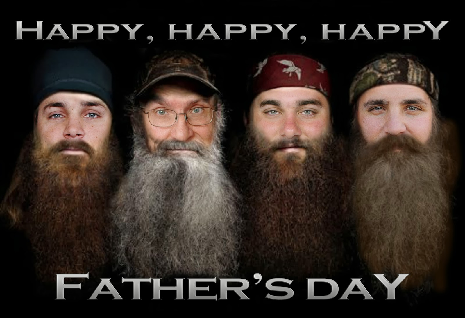Duck Dynasty Beards. Duck Dynasty Brother Died Pic. View Original ...