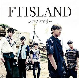 FTISLAND - Shiawase Theory シアワセオリー
