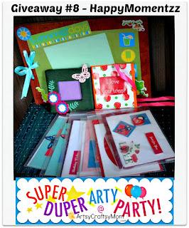 happymomentzz+Giveaway