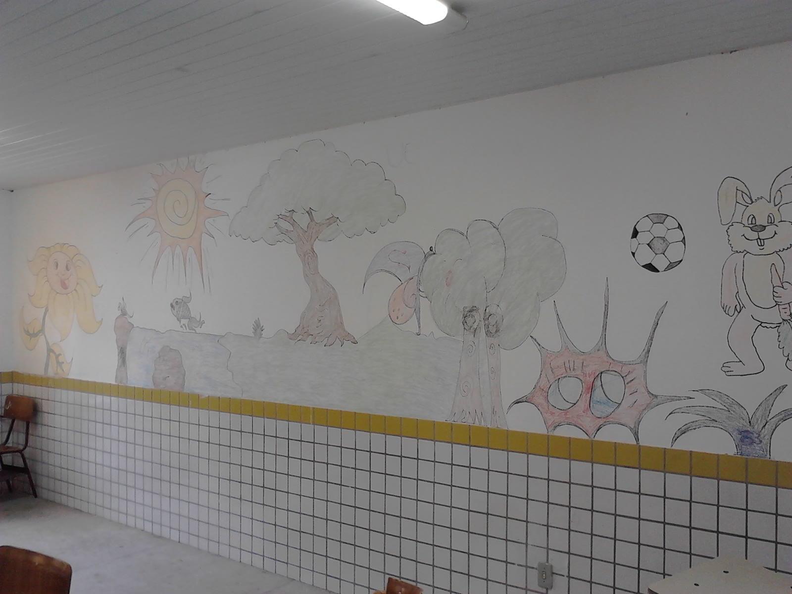 Pintura de parede da sala v rias id ias de - Pintura de paredes ...