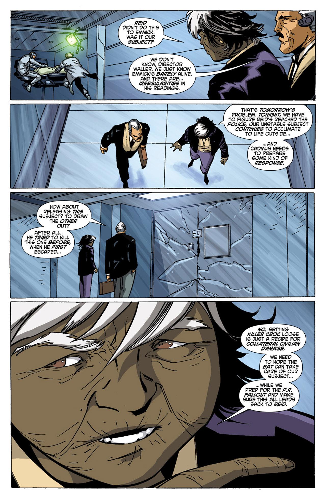Batman Beyond (2010) Issue #5 #5 - English 16