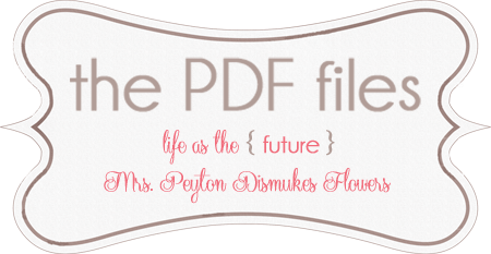 the PDF files