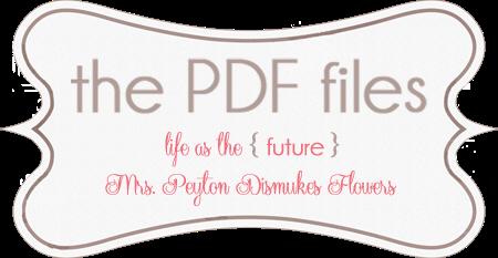 the PDF files