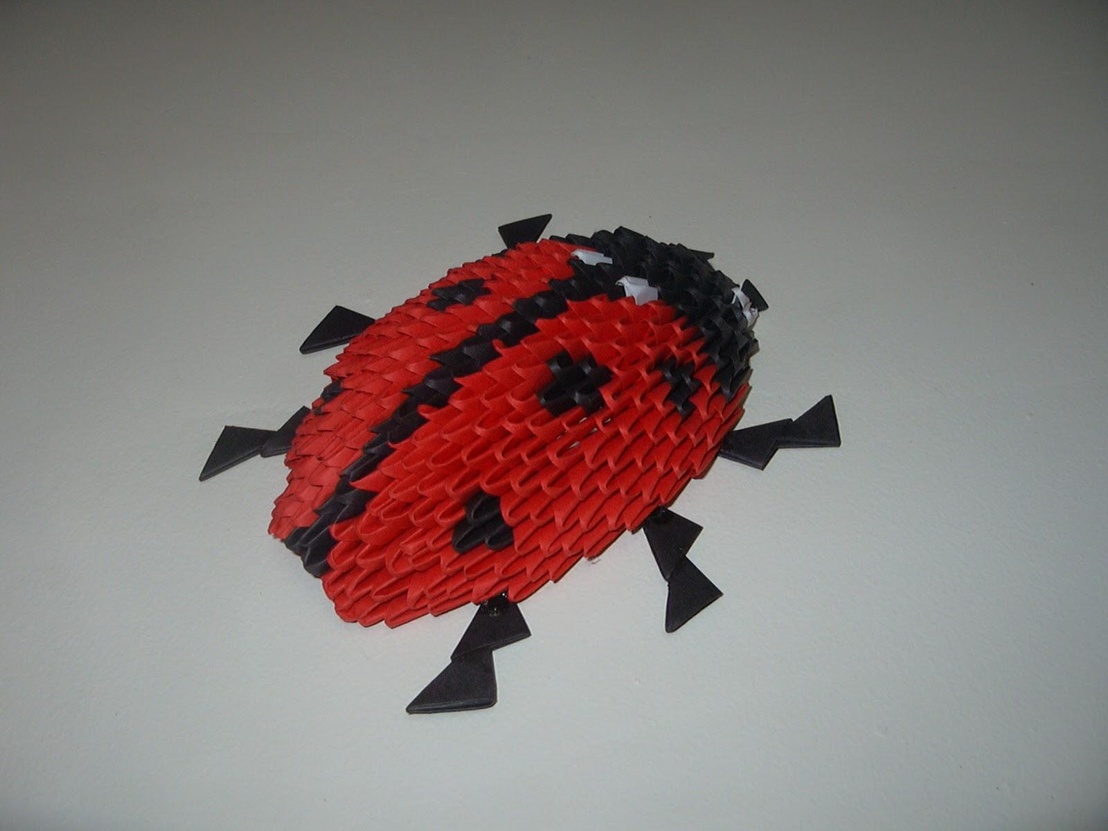ICHANOKO 3D ORIGAMI INDONESIA: Model 3d origami - ANIMALS - photo#6