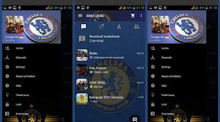 Aplikasi BBM Mod Android Versi Apk 2.10.0.35 Tema Terbaru