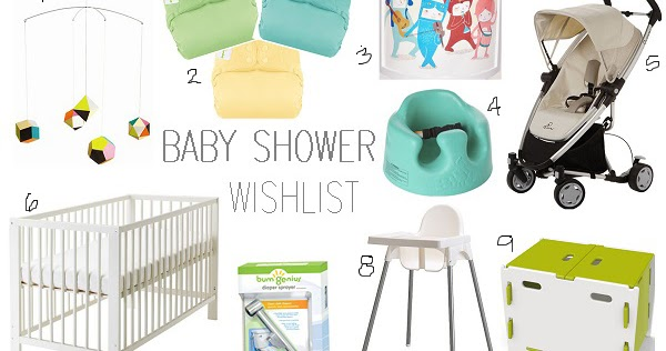 high dollar hippie baby shower wishlist
