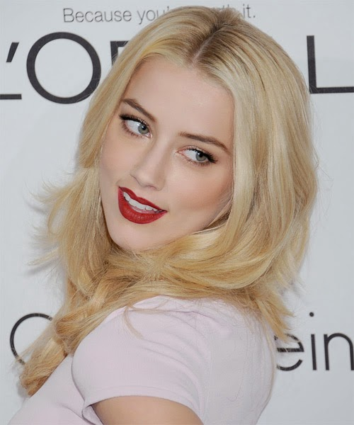 Top 10 Amber Heard Hairstyle and Haircuts for Inspiration