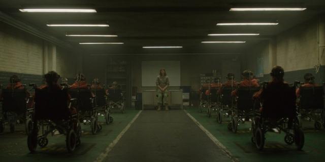 Hình ảnh phim Vùng Xác Sống
