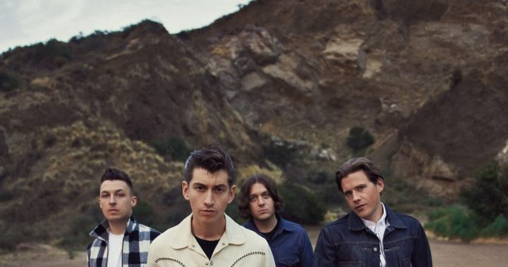Nuevo vídeo de Arctic Monkeys: 'Why'd You Only Call Me When You're High?'