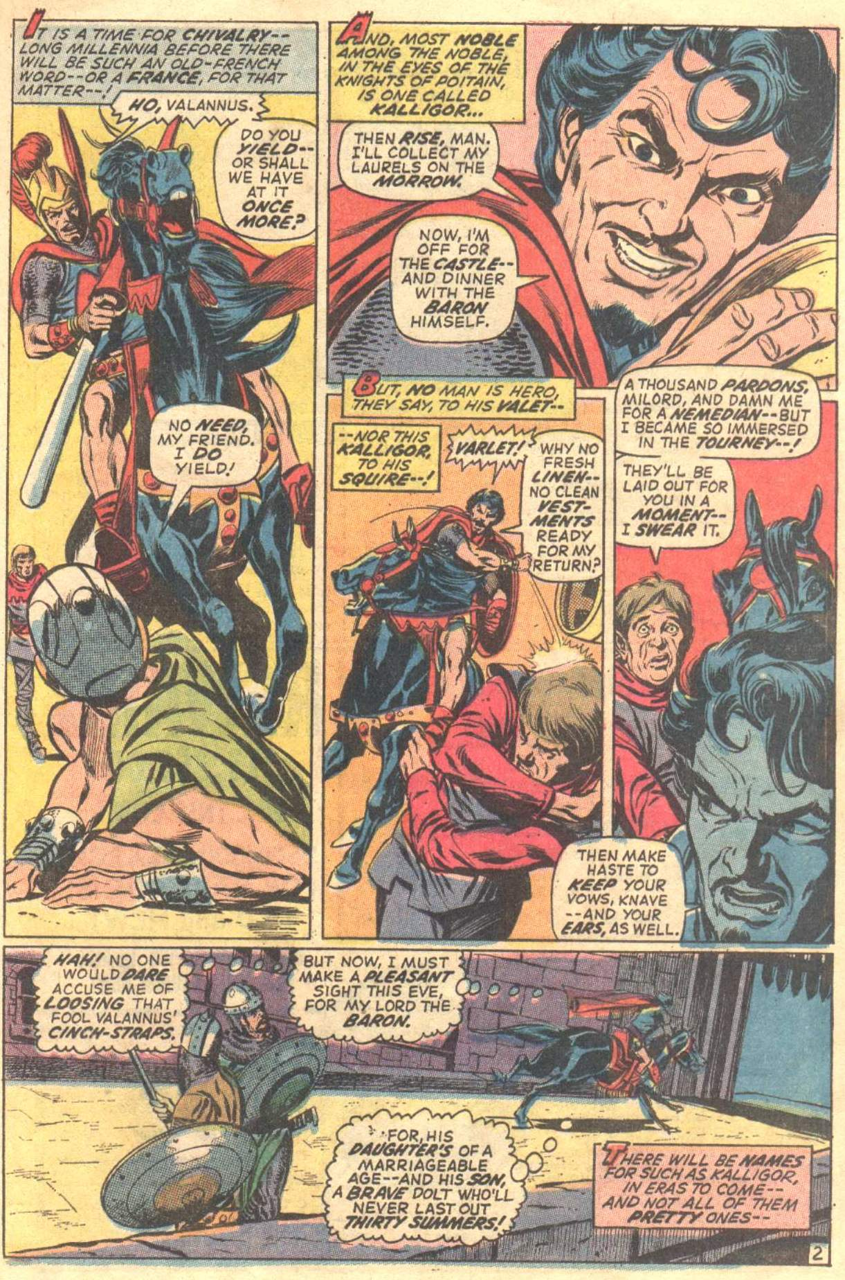 Conan the Barbarian (1970) Issue #12 #24 - English 19