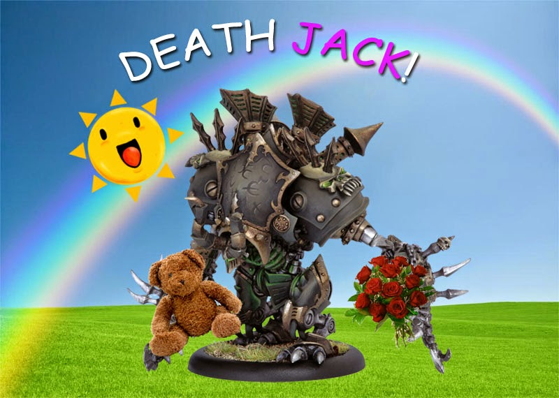 Happy Fun Deathjack