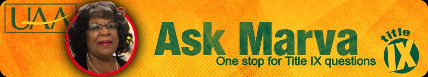 Ask Marva