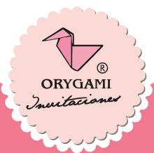 Orygami Invitaciones