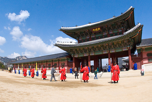 South korea tourist destinations for Historical vacation spots in the south