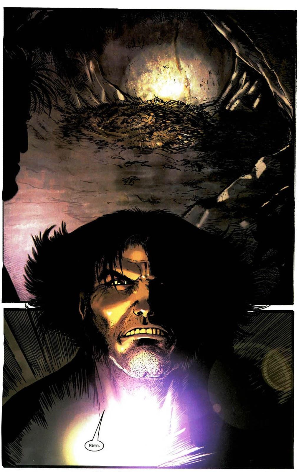 Read online Wolverine (2003) comic -  Issue #14 - 16