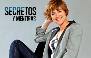 Sandra Barneda presenta Secretos y mentiras en Telecinco