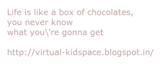 life is like a box of chocolates quotes