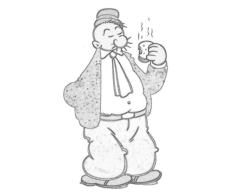 wimpy-character-coloring-pages