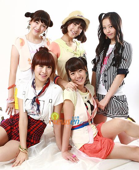 Biodata dan Foto Kara Girlband Korea