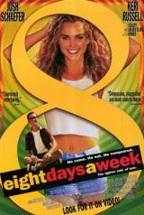 ocho dias a la semana (1997) comedia con Joshua Schaefer