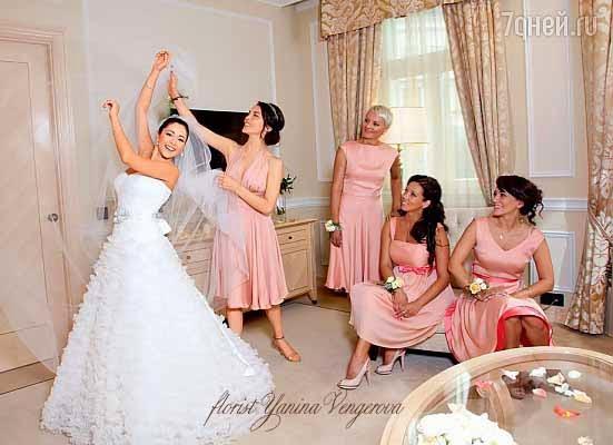фото со свадьбы тихомировой