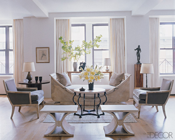 elle decor living room ideas Haus Design: Neutrals: What Makes Them Pop?