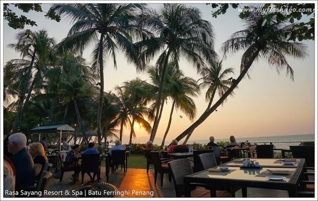 槟城自助餐与美食 | Rasa Sayang Resort & Spa 烧烤自助餐 @ Batu Feringgi