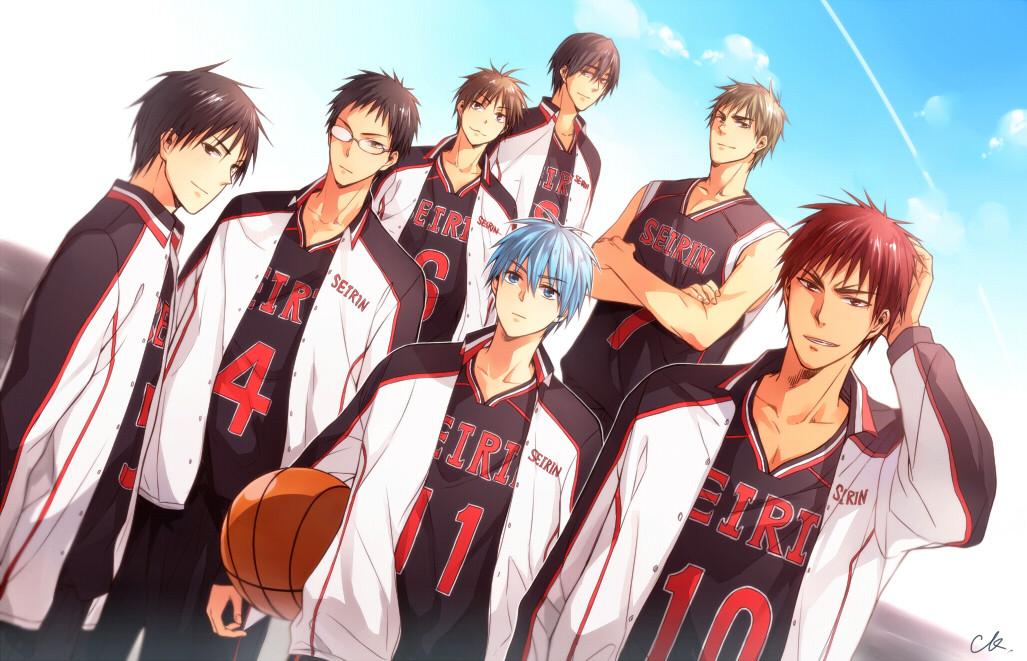 جميع حلقات الموسم الثاني  Kuroko no Basket S2 كروكو نو باسكت مترجم للتحميل NFzC2