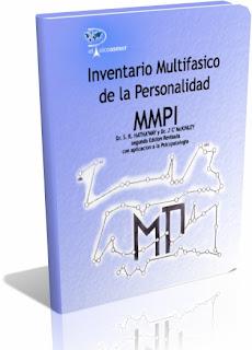 Título deMMPI- Manual Multifasico de la Personalidad con Aplicación a la Psicopatología la entrada-psicologia