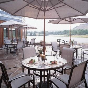 modern home design ideas by honoriag restaurant patio
