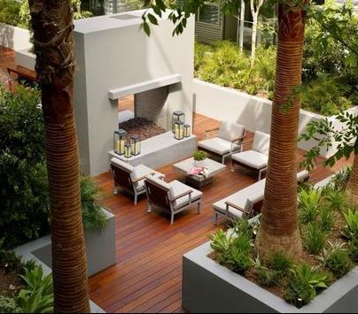 Outdoor terrazza Spaces idee : Fotos de Terrazas: Terrazas y Jardines: Estilo de terrazas