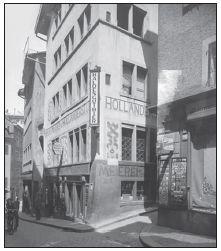 Cabaret Voltaire band name meaning - Zurich nightclub