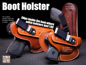 Cowboy Boot Holster