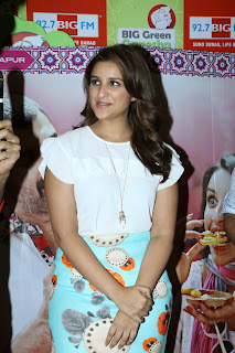 Parineeti Chopra Pictures at Radio Mirchi Mumbai Studio Daawat E Ishq Movie Promotion 13
