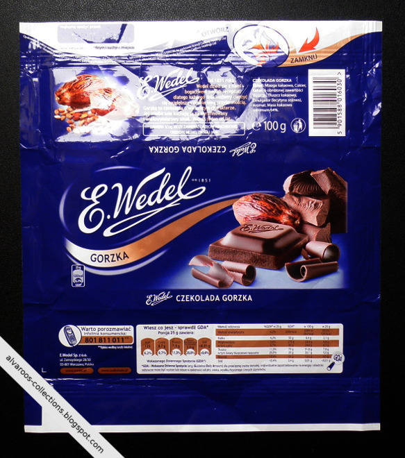 23 chocolate wrappers for exchange :) | Alvaroo's Collections ...