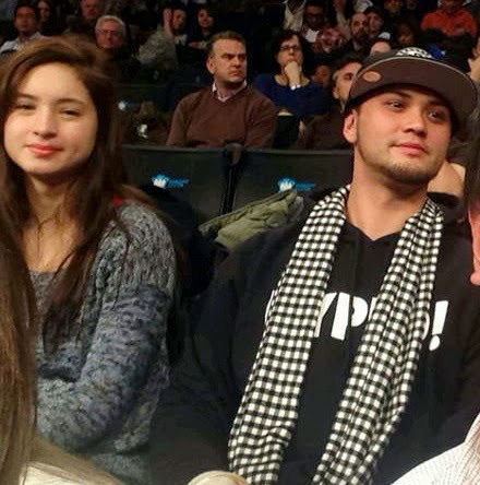 Billy Crawford Admits Courting Coleen Garcia