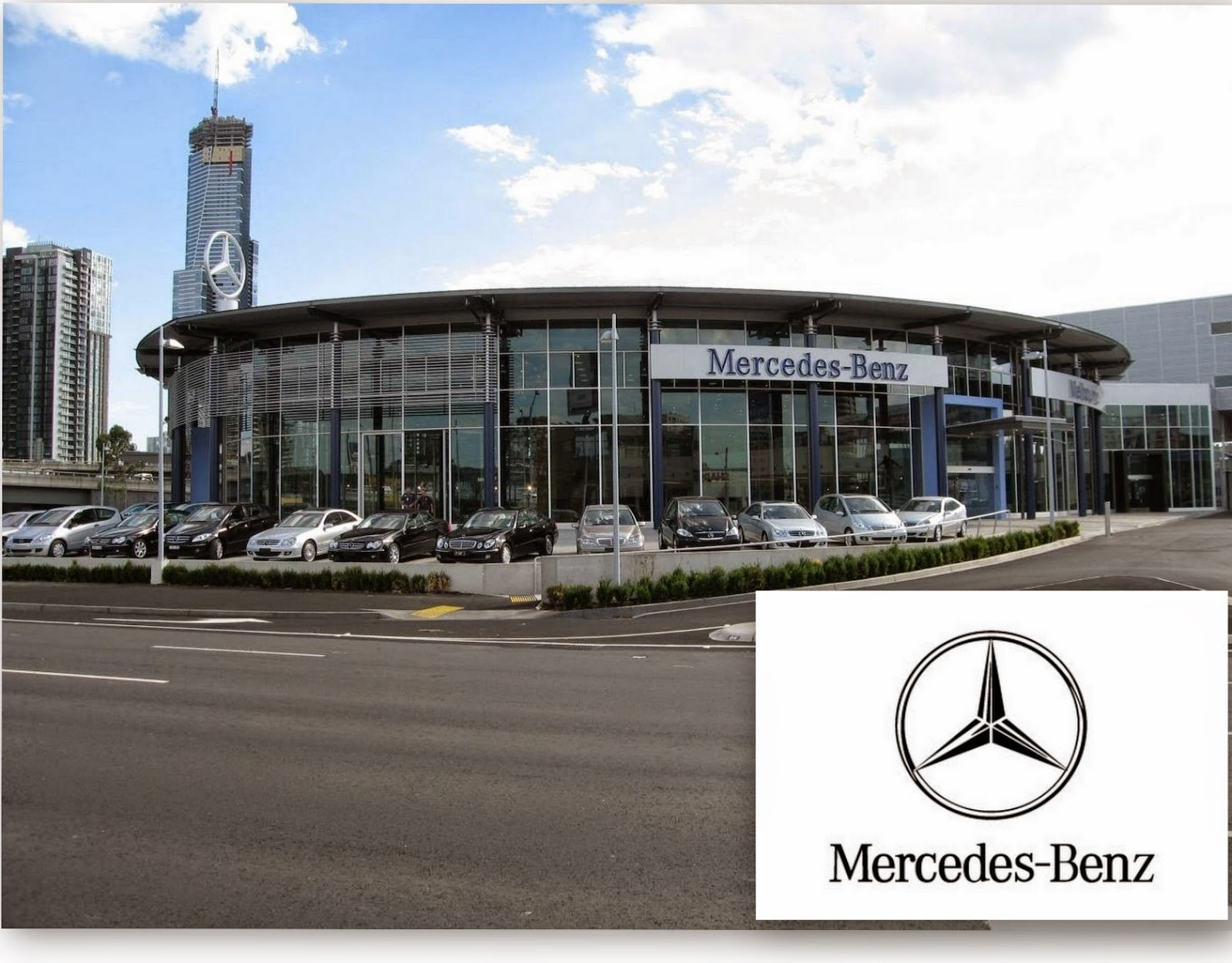 Mercedes benz is a german automobile manufacturer a for Mercedes benz us headquarters
