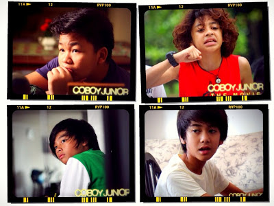 Coboy Junior - Pemain Pemeran Coboy Junior The Movie