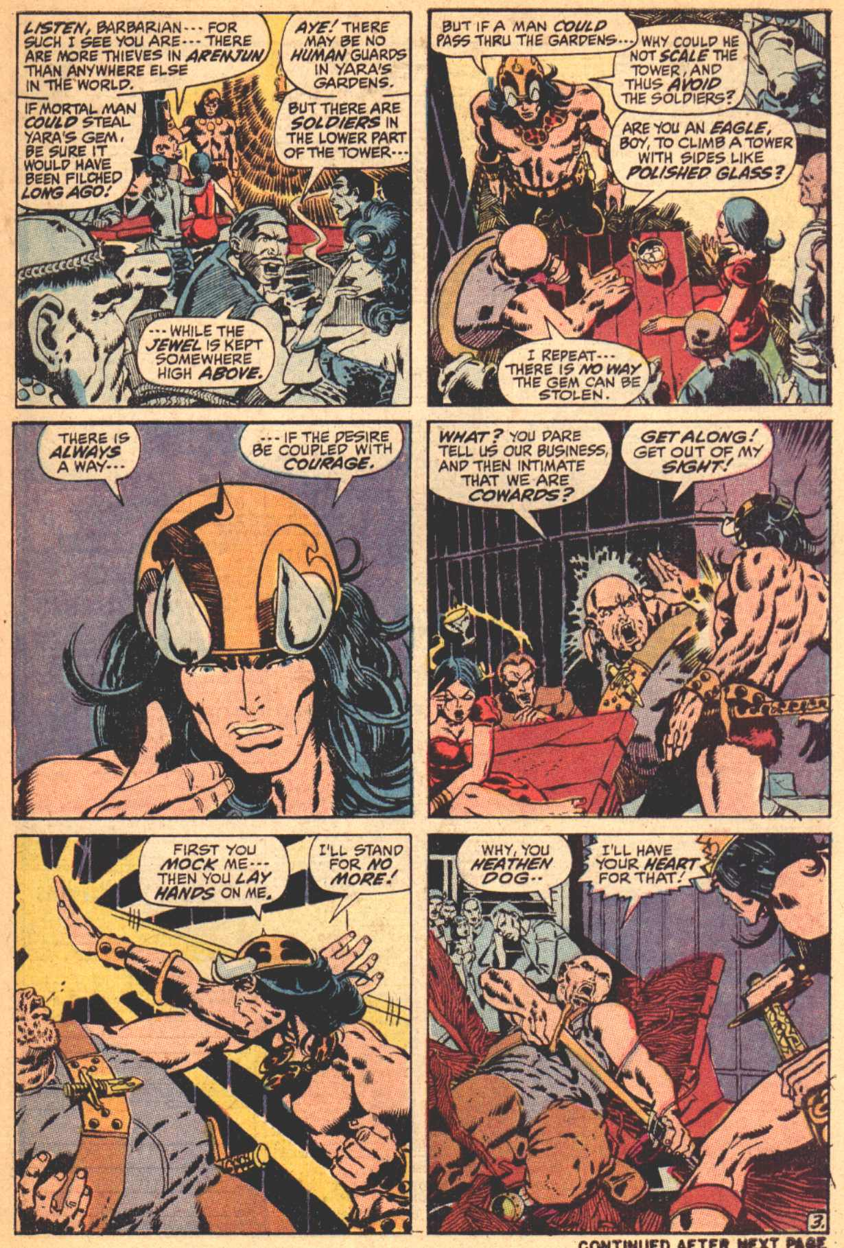 Conan the Barbarian (1970) Issue #4 #16 - English 4