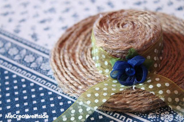diy tutorial cappellini di primavera me creative inside